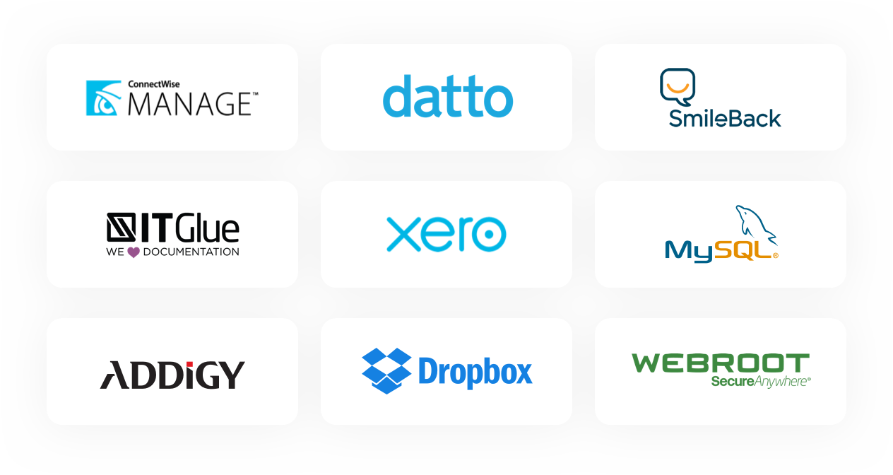 sample integrations